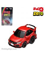 Tomica ChoroQ Zero 合金回力車 - Z-64b Honda Civic Type R (FK8) Red