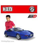 Dream Tomica系列合金車 - 頭文字D Toyota MR2 SW20 小柏魁