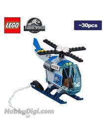 LEGO 散裝淨機 Jurassic World: Jurassic World Helicopter