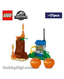 LEGO 散裝場景 Jurassic World: Small Volcano and Small Outpost