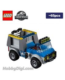 LEGO 散裝淨機 Jurassic World: Raptor Rescue Truck with Cage