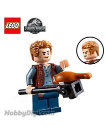 LEGO 散裝人仔 Jurassic World: Owen Grady with Chicken Leg and Stick