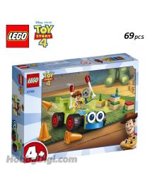 LEGO Toy Story 4 10766: Woody & RC