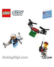 LEGO City Polybag 30362: Sky Police Jetpack