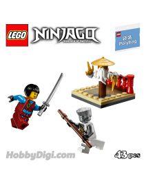 LEGO Ninjago Polybag 30425: CRU Master's Training Grounds