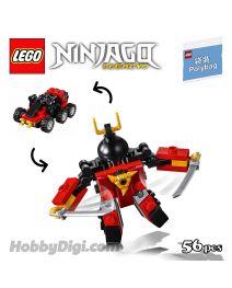 LEGO Ninjago Polybag 30533: Sam-X