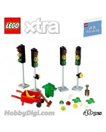 LEGO Xtra Polybag 40311: Traffic Lights
