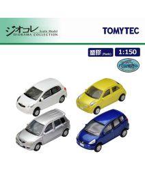 TOMYTEC Diorama Collection 1:150 模型車 - Car Kare Basic Set F5