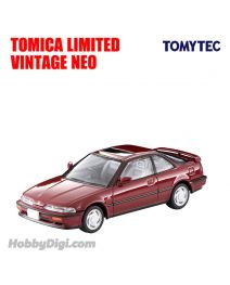 TOMYTEC Tomica Limited Vintage NEO 合金車 - LV-N193a Honda Integra XSi (紅)