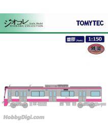 TOMYTEC Diorama Collection 1:150 鐵道模型 - 新京成電鐵80000型 6車卡 套裝