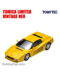 TOMYTEC Tomica Limited Vintage NEO 合金車 - Ferrari 512TR (黄)