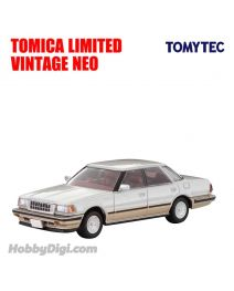 TOMYTEC Tomica Limited Vintage NEO 合金車 - LV-N199a Toyota Crown 3.0 Royal Saloon G (珍珠色)