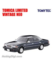 TOMYTEC Tomica Limited Vintage NEO 合金車 - LV-N199b Toyota Crown 3.0 Royal Saloon G (藍)
