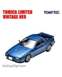 TOMYTEC Tomica Limited Vintage NEO 合金車 - LV-N192b Mazda SAVANNA RX-7 GT-X (藍)