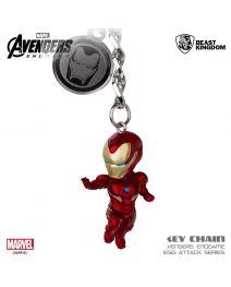 Beast Kingdom Marvel 蛋擊系列鎖匙扣 - 鐵甲奇俠 Ironman Mark50 (復仇者聯盟: 終局之戰)