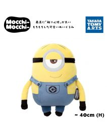 Takara Tomy 毛絨公仔 - Mocchi-Mocchi Minions Stuart (M Size)