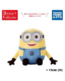 Takara Tomy 毛絨公仔 - Beans Collection Minions Bob