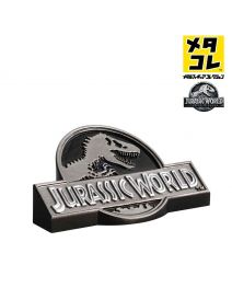 Metacolle 合金模型 - Jurassic World 2 Logo Collection