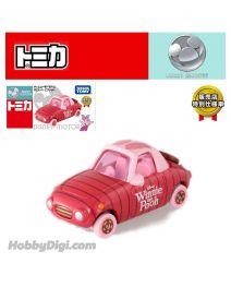 Tomica Disney Motors系列合金車 - Popuette Piglet SEJ