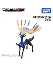 Takara Tomy 寵物小精靈 Moncolle-EX - ML-12 哲爾尼亞斯 Zeruneas