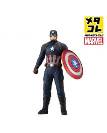 Metacolle 合金模型 Marvel - Captain America Civil War