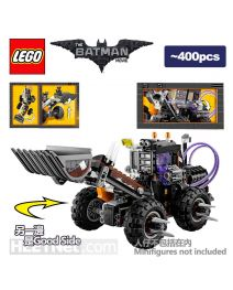 LEGO 散裝淨機 The Batman Movie: Two-Face Excavator