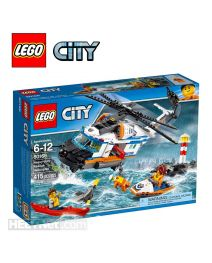 LEGO City 60166: Heavy-Duty Rescue Helicopter