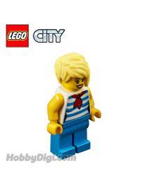LEGO 散裝人仔 City: 賣雪糕的女孩