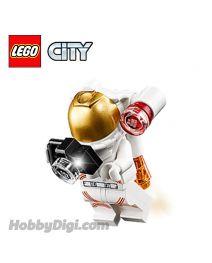 LEGO 散裝人仔 City: 穿宇航服的太空人連相機