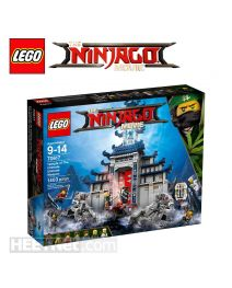 LEGO Ninjago Movie 70617: Temple of the Ultimate Ultimate Weapon