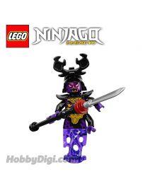 LEGO 散裝人仔 Ninjago: Overlord with blade spear