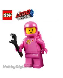 LEGO 散裝人仔 the LEGO Movie 2: Lenny (Pink Space Suit)