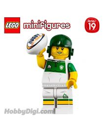 LEGO Minifigures 71025 Series 19 - Rugby Player