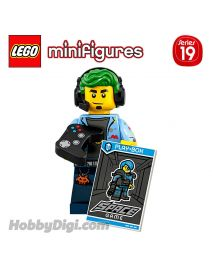 LEGO Minifigures 71025 Series 19 - Video Game Champ