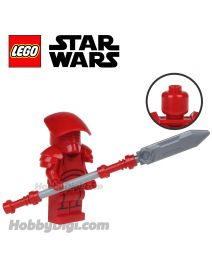 LEGO 散裝人仔 Star Wars: Elite Praetorian Guard with 2019 Flat Helmet and Weapon type 2