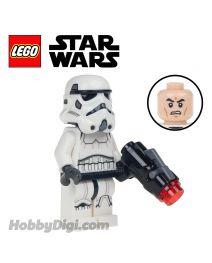 LEGO 散裝人仔 Star Wars: Stormtrooper with Stud Blasters and 2019 Helmet
