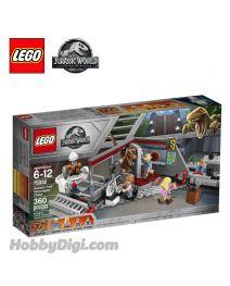 LEGO Jurassic World 75932: Jurassic Park Velociraptor Chase