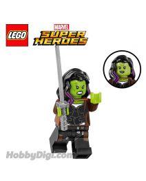 LEGO 散裝人仔 Marvel: Gamora