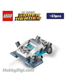 LEGO 散裝淨機 DC Comics: Snow Scooter