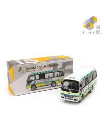 Tiny 微影 City 合金車 15 - Toyota Coaster 聖約翰救傷隊 (GC4430)