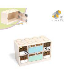 Tiny 微影 T-Brick PH 公共屋村 C2 雙色