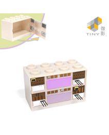 Tiny 微影 T-Brick PH 公共屋村 C3 雙色