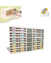 Tiny 微影 City 情景 BD13 - 大彩虹村