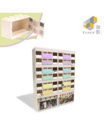 Tiny 微影 T-Brick PH 中彩虹村 8 in 1