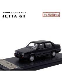 CS-MODELS MODEL COLLECT 1:64 合金模型車 - Volkswagen Jetta GT 1984-1992 Black (Limited 1500 pcs)