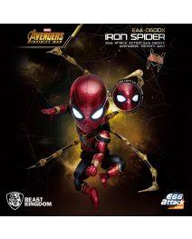 Beast Kingdom Marvel 蛋擊系列 EAA-060DX - 鋼鐵蜘蛛俠 Iron Spider