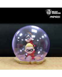 Beast Kingdom Disney Mini Egg Attack - Violet and Dash