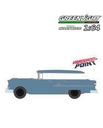Greenlight 1:64 合金車 - 1955 Chevrolet Two-Ten Townsman Vanishing Point (Hollywood S24)