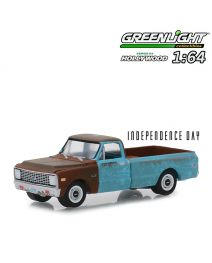 Greenlight 1:64 合金車 - 1971 Chevrolet C-10 Independence Day (Hollywood S24)