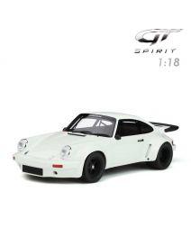 GT SPIRIT 1:18 樹脂模型車 - Porsche 911 3.0 RSR Grand Prix White